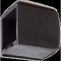Заглушка опорная наружная 025х028 (копыто)